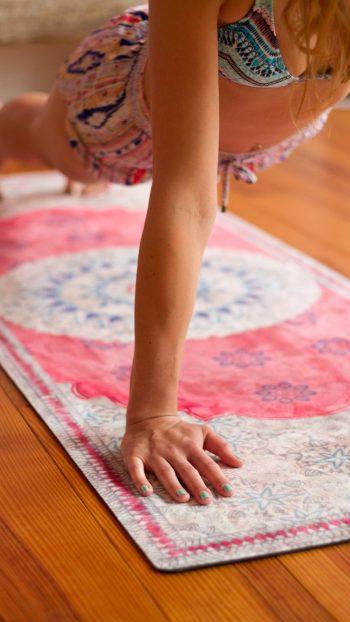 Mala Yoga Premium Yogamatten Trinkflaschen Und Straps