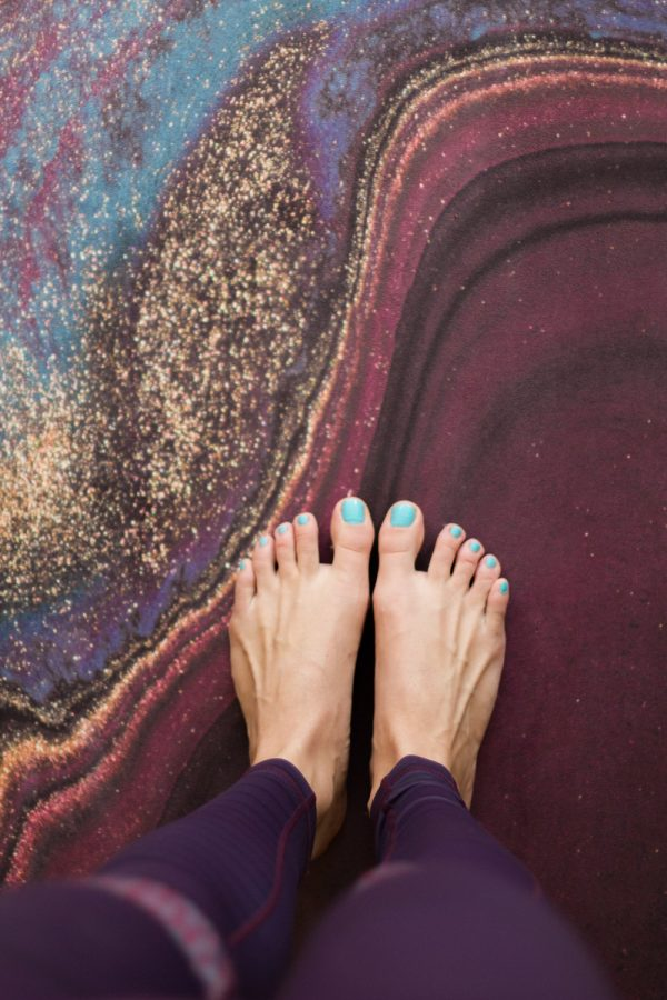 Mala Yoga Mat Space Oddity