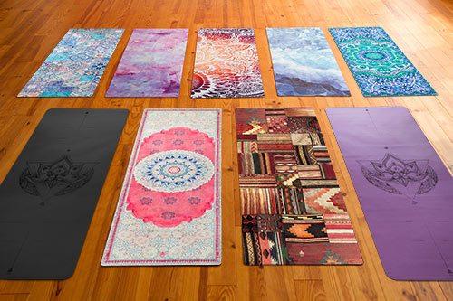 Mala Premium Yogamatten im Online Shop