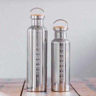 MALA vacuum insulated staniless steel drinking bottles