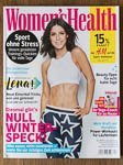 MALA Yogamatten in der Women's Health
