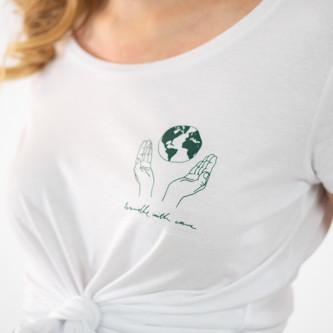 MALA Yoga T-Shirts aus Biobaumwolle